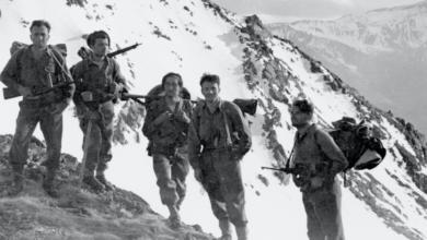 Photo of 25 aprile: la montagna, i rifugi e la resistenza