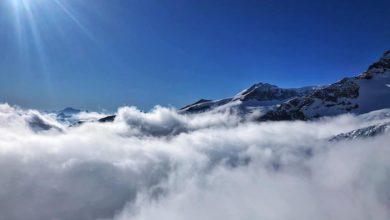 Photo of Ritorneremo a guardare il mare di nuvole dal Monte Rosa