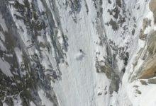 Photo of Edmond Joyeusaz, impresa sulla Poire del Monte Bianco
