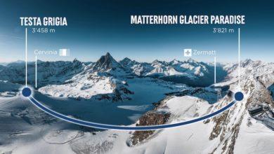 Photo of Funivia del Cervino Italia-Svizzera, la più alta delle Alpi: pronta nel 2021