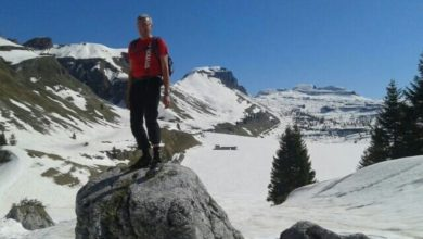 Photo of Scivola e precipita su Monte Peron, morto un 64enne
