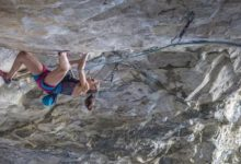 Photo of Laura Rogora firma la prima femminile di Pure Dreaming (9a) ad Arco