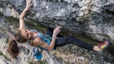 Photo of Laura Rogora da sogno è da 9a+. Record italiano femminile in falesia