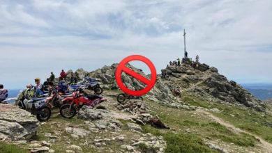 Photo of Gennargentu vietato alle moto, arriva l'ordinanza dopo le scorribande