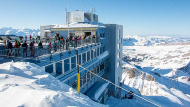 Photo of Svizzera, modificati confini cantonali per realizzare stazione sul Titlis