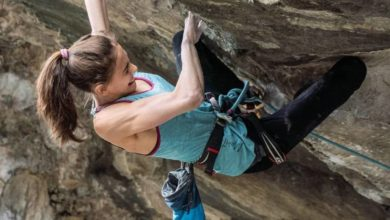 "Photo of Laura Rogora ""fa esplodere"" la Bomba (9a) a Collepardo"