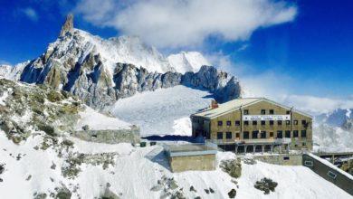 rifugio torino monte bianco