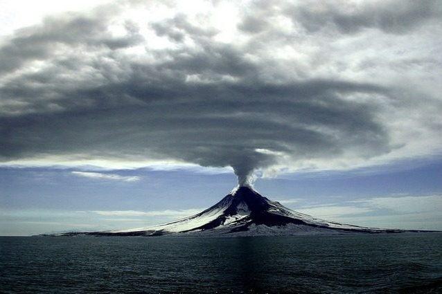 vulcano okmok