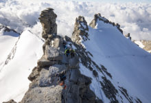Photo of Nadir Maguet sale e scende il Gran Paradiso in 2 ore e 2 minuti
