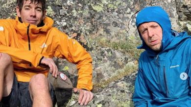 Photo of Honnold e Caldwell, 17 vette in 36 ore sulle Montagne Rocciose