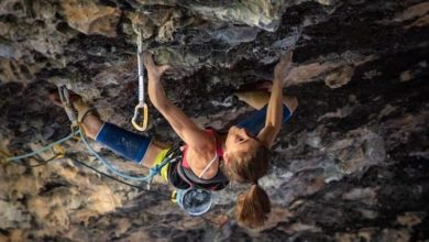 Photo of Laura Rogora superstar: 9b con Alì Hulk a Rodellar in Spagna