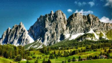 Photo of Carovana delle Alpi, le Bandiere Verdi e Nere di Legambiente