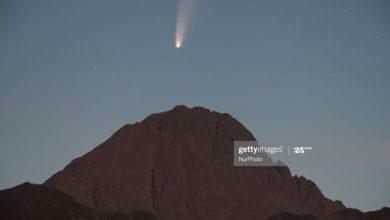 Photo of Cometa Neowise, un motivo in più per andare in montagna