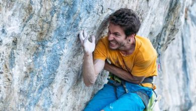 Photo of Stefano Ghisolfi libera un altro 9a+ ad Arco. L'ha chiamato The Bow