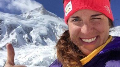 Photo of Tamara Lunger partita per scalare le vette più alte delle 20 regioni d'Italia