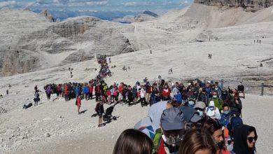"""Photo of Assalto alla montagna, """"istruzioni per l'uso"""" dal Soccorso Alpino"""