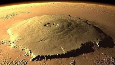 Photo of Monte Olimpo, la montagna più alta del sistema solare