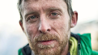 Photo of Tommy Caldwell, nato per le Big Wall