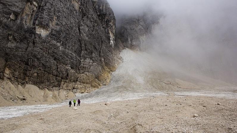 ghiacciaio montasio