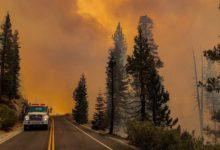 Photo of Apocalittico Yosemite. Parco chiuso per gli incendi