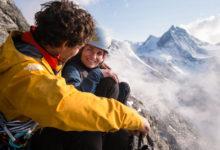 Photo of Larcher e Zangerl rimettono la loro firma su Odyssee sull'Eiger