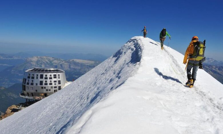 Monte Bianco Gouter