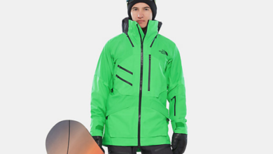 Photo of The North Face: Brigandine Futurelight top traspirabilità e impermeabilità