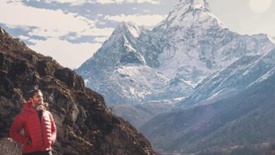 Photo of Lo sceicco del Qatar Al Thani tenta l'Ama Dablam