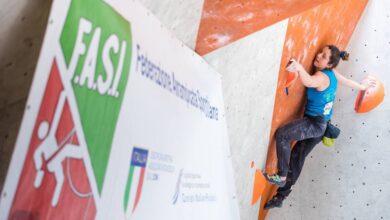Photo of Arrampicata, a Roma la grande sfida del campionato italiano boulder
