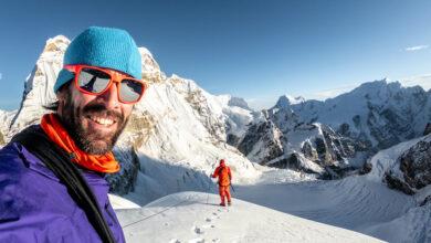 Photo of Hervé Barmasse a Kilimangiaro, emozioni dalle montagne del pianeta