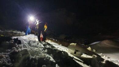 Photo of Cervinia, elicottero si schianta zona Cime Bianche, un morto e un ferito