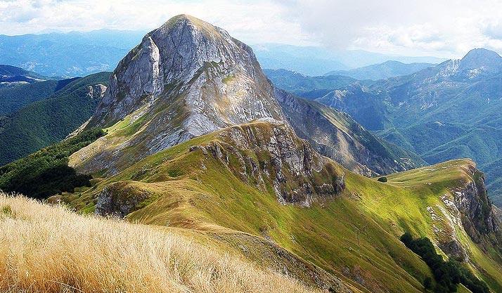Monte Sumbra Apuane