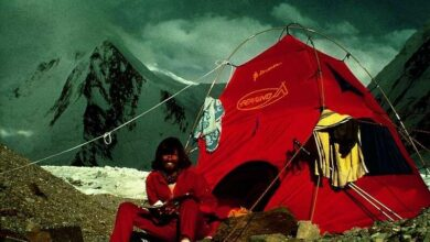 Reinhold Messner Ferrino