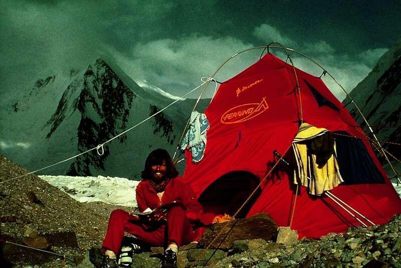 Reinhold Messner Ferrino