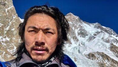 Mingma Gyalie sherpa