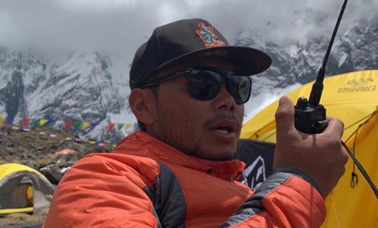 Chhang Dawa Sherpa