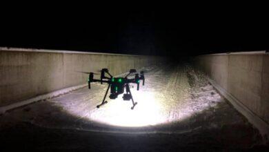 drone soccorso