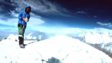 Reinhold Messner Nanga Parbat