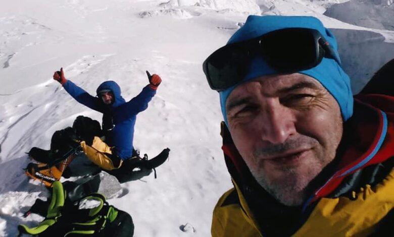 Sergi Mingote K2