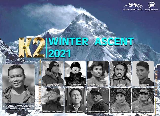 K2 nepalesi