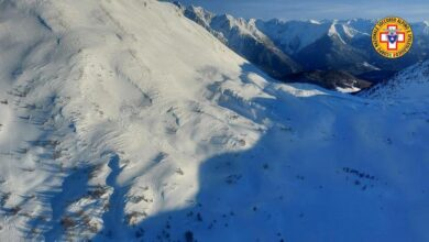 Valanga Val Camonica