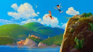 Luca Caarton Disney