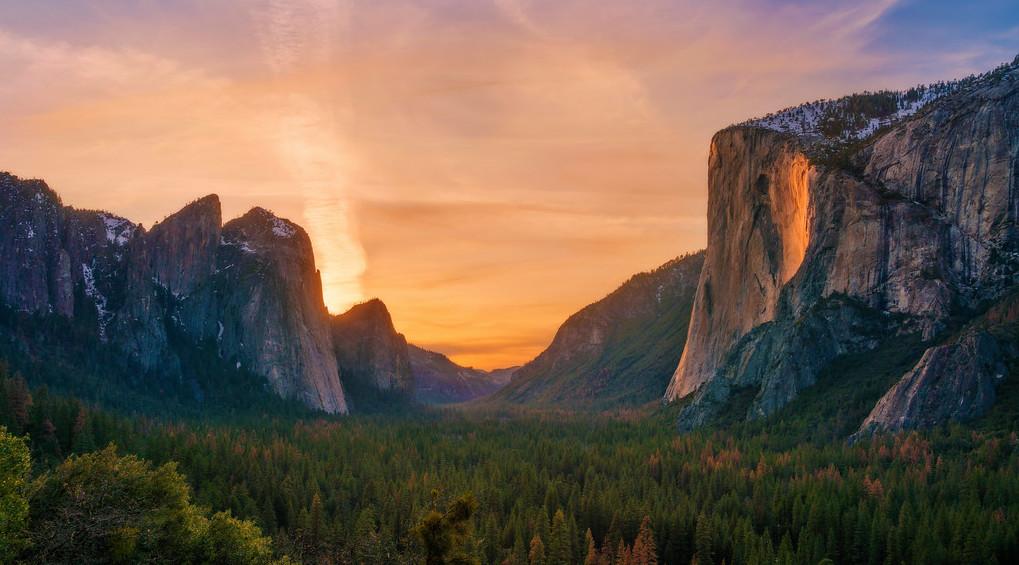 Firefall Yosemite