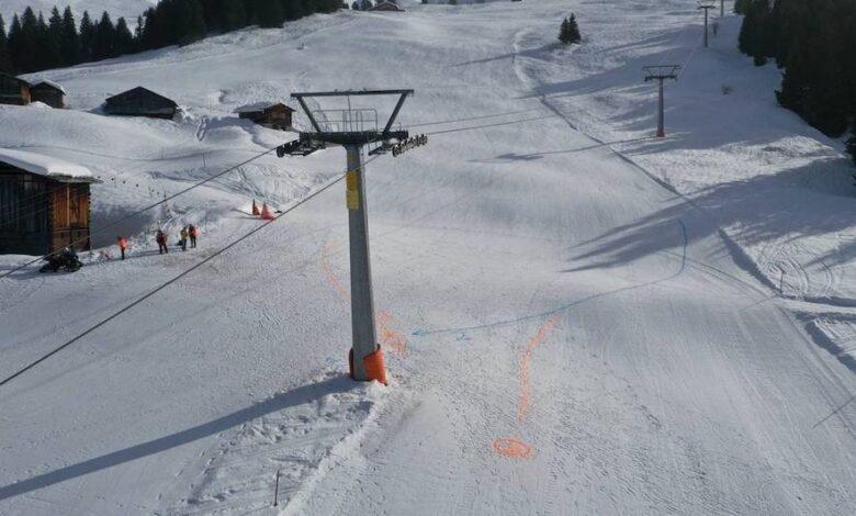 Obersaxen Mundaun, in Val Surselva