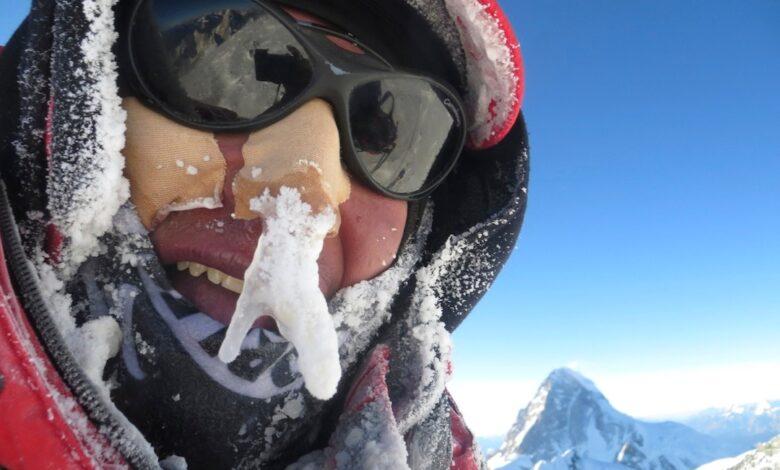 Adam Bielecki Broad Peak