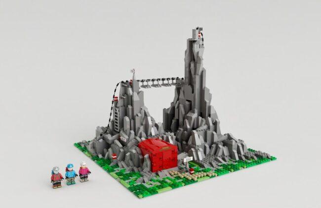 Dolomiti Lego
