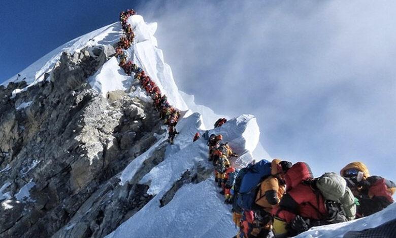 Everest Hillary Step