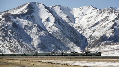 Everest ferrovia