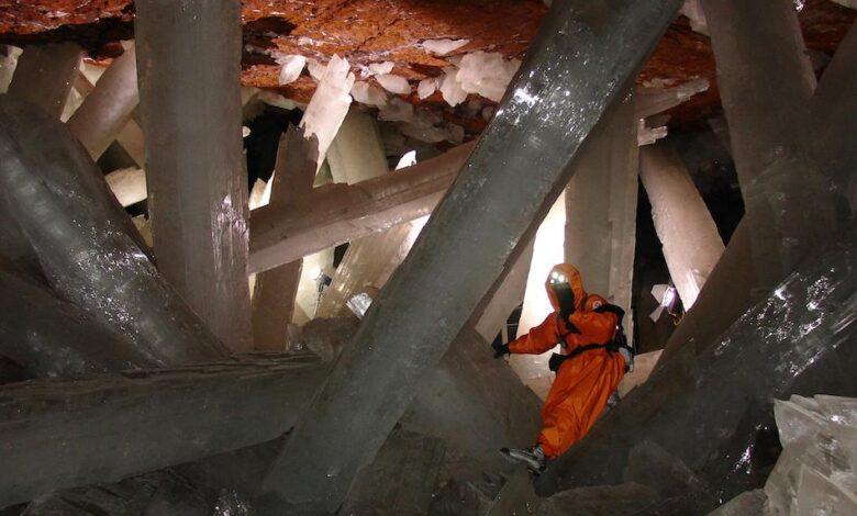 Grotta cristalli naica messico