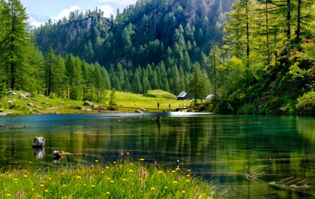 Lago delle Streghe